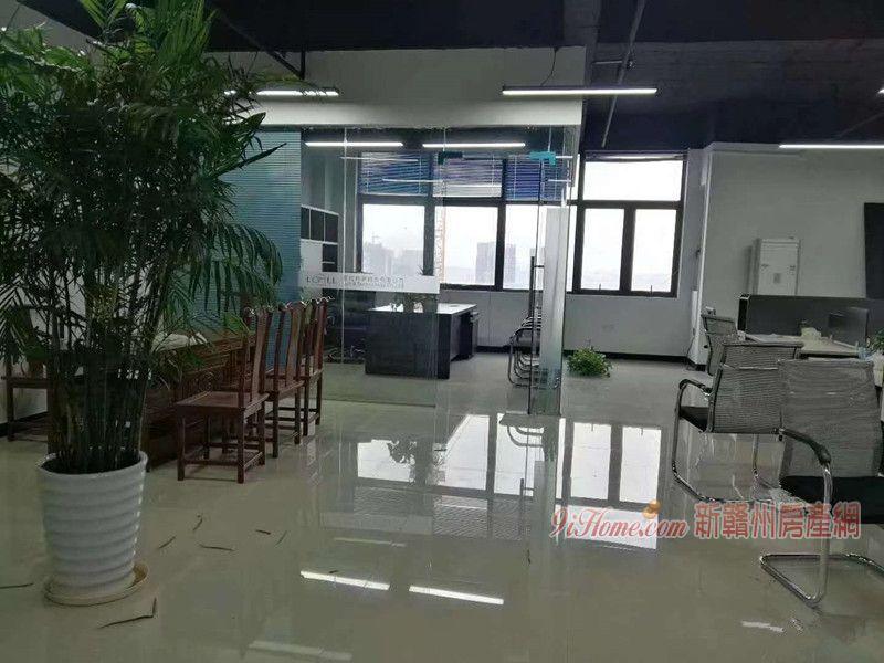 華潤大廈 湖景寫字樓 124平米 直接辦公_房源展示圖4_新贛州房產網
