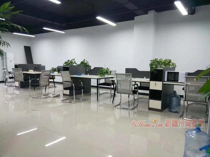 華潤大廈 湖景寫字樓 124平米 直接辦公_房源展示圖3_新贛州房產網