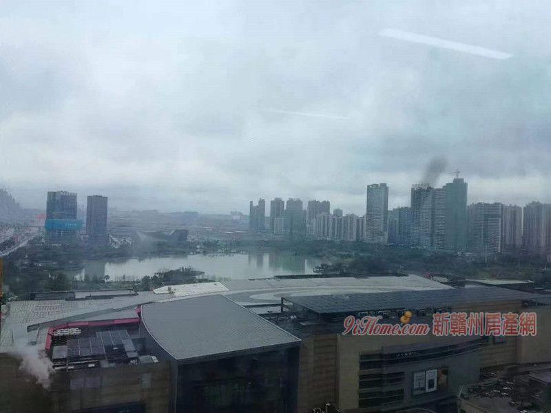 華潤大廈 湖景寫字樓 124平米 直接辦公_房源展示圖5_新贛州房產網