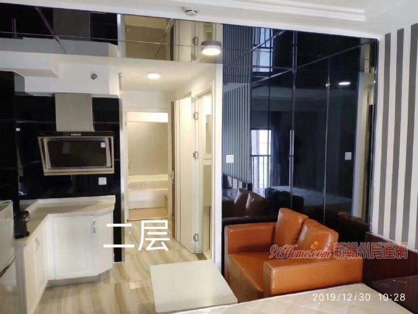 嘉福未來城45平米1室1廳1衛出租_房源展示圖4_新贛州房產網