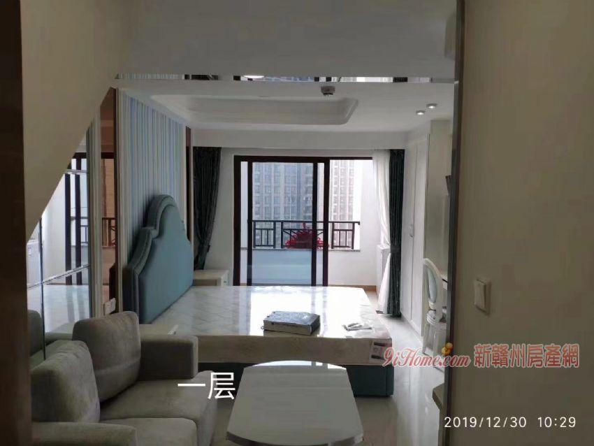 嘉福未來城45平米1室1廳1衛出租_房源展示圖1_新贛州房產網