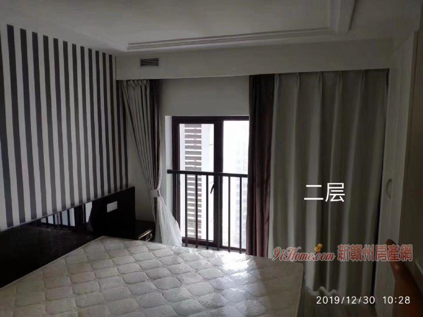 嘉福未來城45平米1室1廳1衛出租_房源展示圖0_新贛州房產網