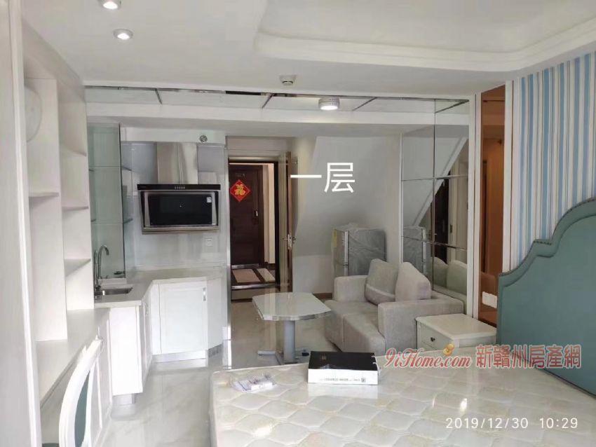 嘉福未來城45平米1室1廳1衛出租_房源展示圖5_新贛州房產網