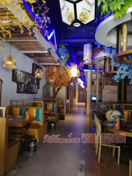 营业中餐厅整体转让,1000平米,27500元/月_房源展示图1_新赣州房产网