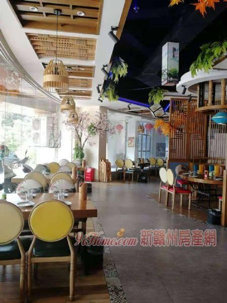 营业中餐厅整体转让,1000平米,27500元/月_房源展示图2_新赣州房产网