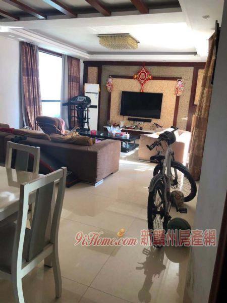 中海国际126平米3室2厅2卫出租_房源展示图0_新赣州房产网
