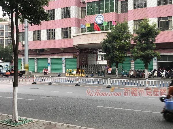 西橋路臨街旺鋪,濱江一小門口,層高5.5米_房源展示圖0_新贛州房產網