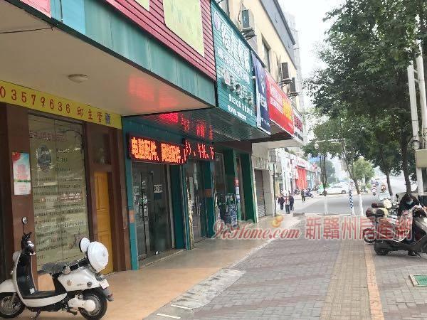 西橋路臨街旺鋪,濱江一小門口,層高5.5米_房源展示圖2_新贛州房產網