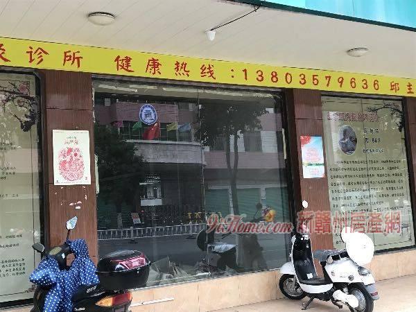 西橋路臨街旺鋪,濱江一小門口,層高5.5米_房源展示圖1_新贛州房產網