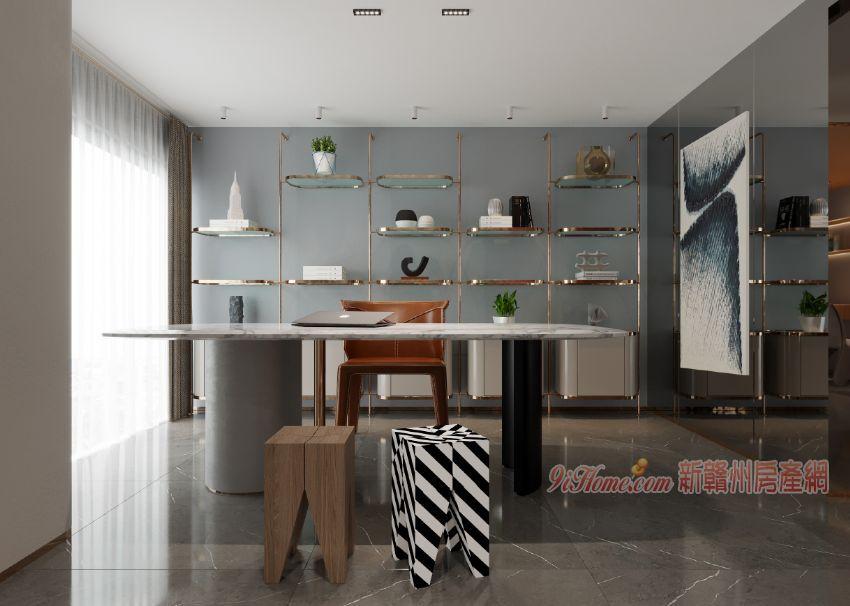 萬象城 中央公園 復式3室2廳2衛公寓 LOFT_房源展示圖1_新贛州房產網