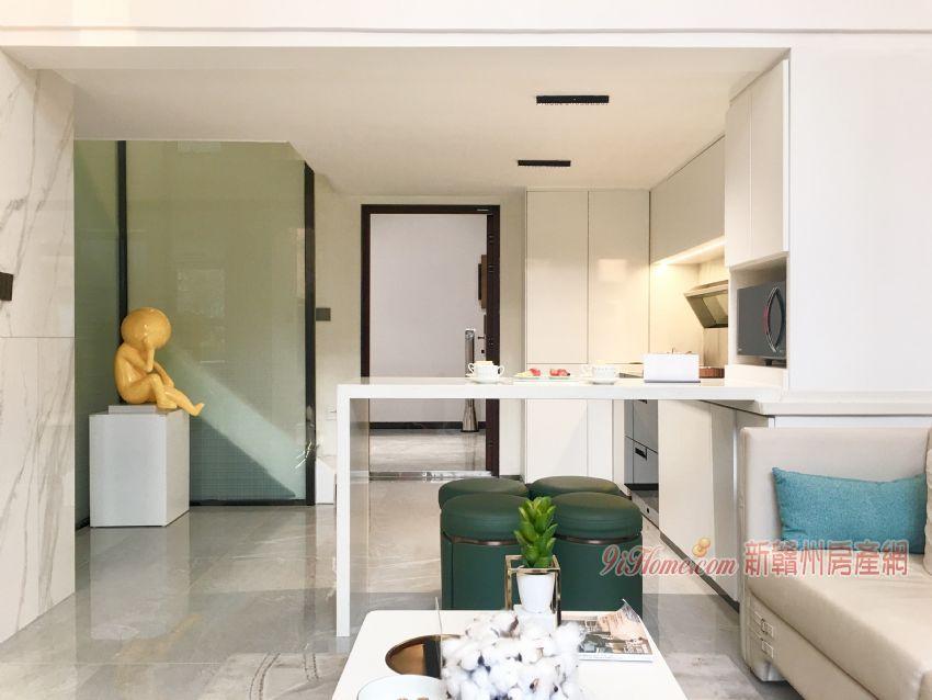 萬象城 中央公園 復式3室2廳2衛公寓 LOFT_房源展示圖7_新贛州房產網