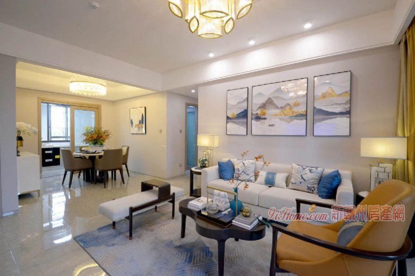 蓉江新區精裝修98平米3室2廳2衛出售_房源展示圖6_新贛州房產網