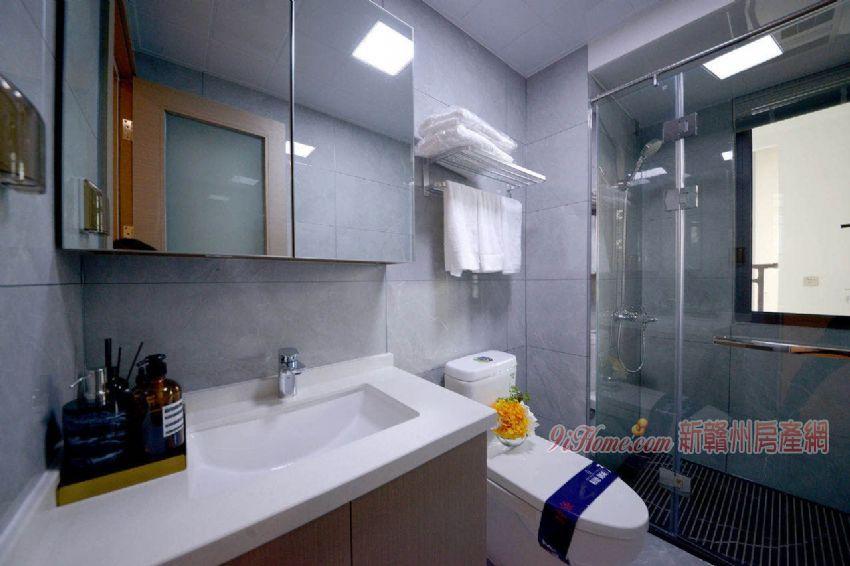 蓉江新區精裝修98平米3室2廳2衛出售_房源展示圖2_新贛州房產網