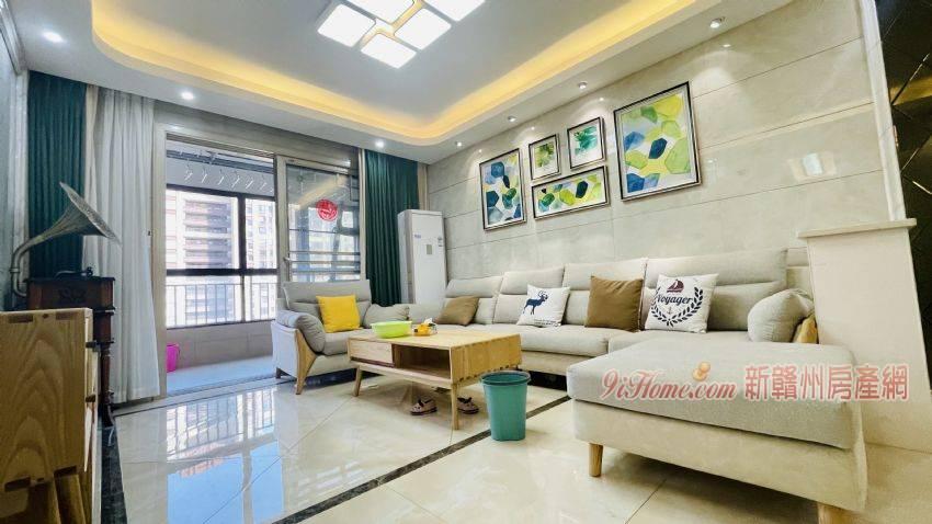 琴江路117平米3室2厅2卫出售_房源展示图1_新赣州房产网