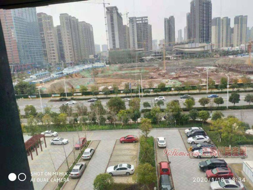 达芬奇国际中心最高哪栋53平米带租约如图_房源展示图1_新赣州房产网