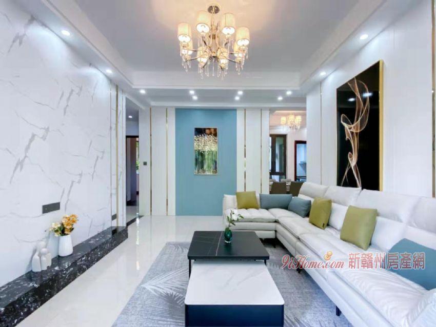 恒大名都超值豪装正规4房139平米一楼仅售149万_房源展示图0_新赣州房产网