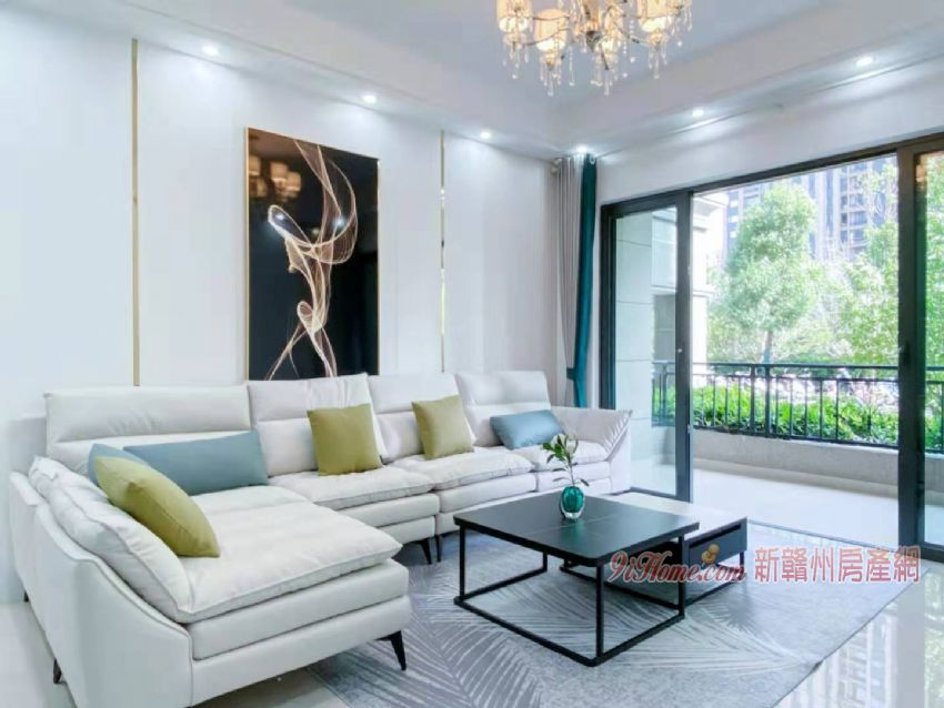 恒大名都超值豪装正规4房139平米一楼仅售149万_房源展示图1_新赣州房产网