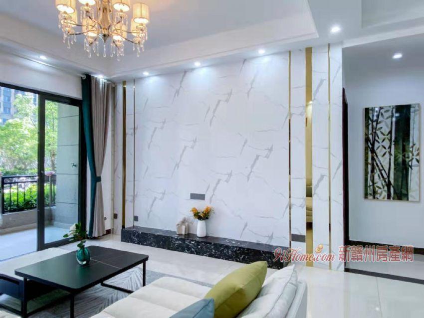 恒大名都超值豪装正规4房139平米一楼仅售149万_房源展示图2_新赣州房产网