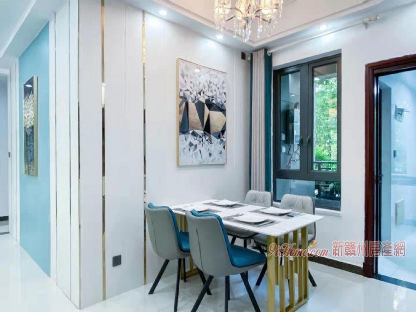 恒大名都超值豪装正规4房139平米一楼仅售149万_房源展示图3_新赣州房产网