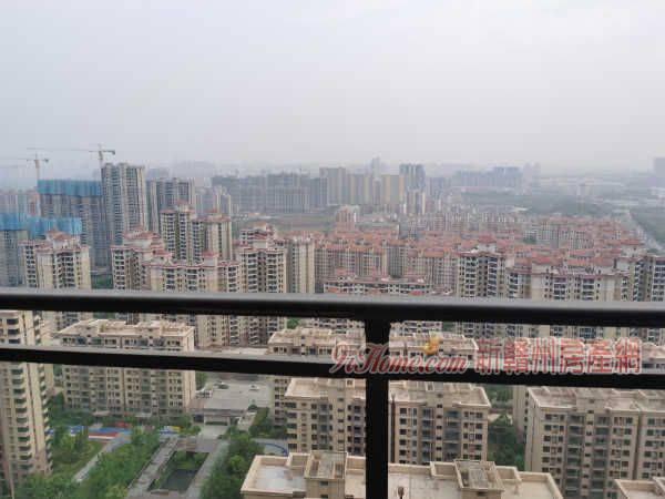 世纪花城115平高层视野无遮挡三房_房源展示图0_新赣州房产网