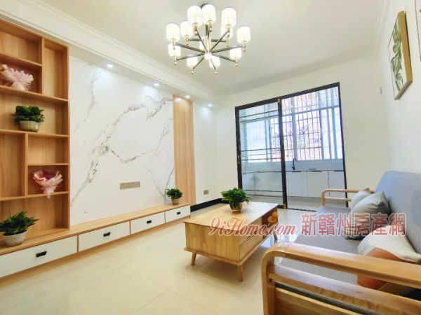鹭江花园64平米2室2厅1卫出售_房源展示图1_新赣州房产网